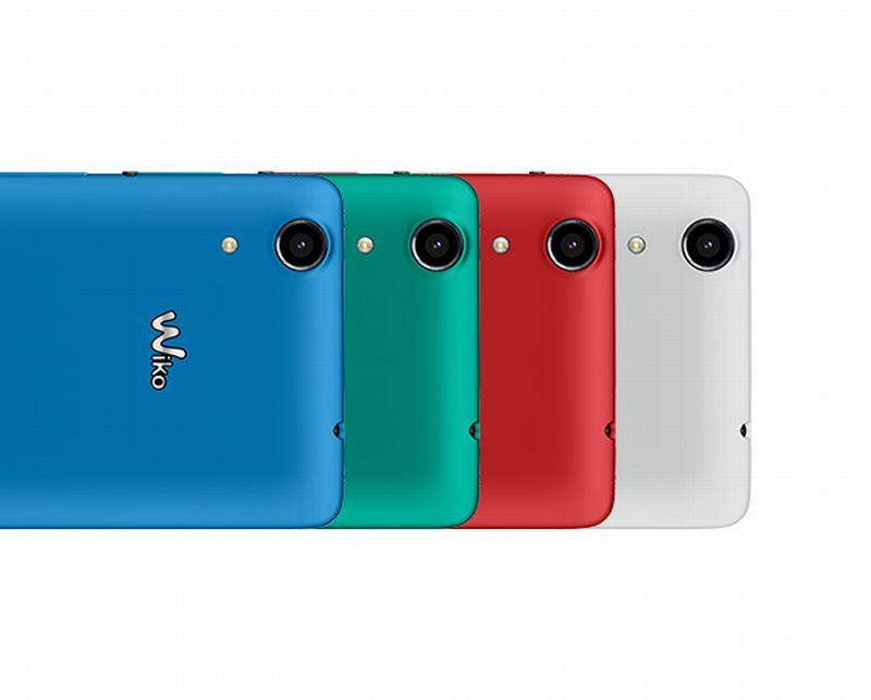 Wiko Rainbow Lite 4G bis