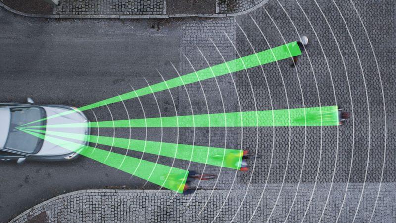 volvo detection system