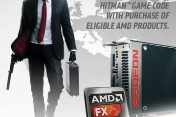 AMD Hitman gratuit