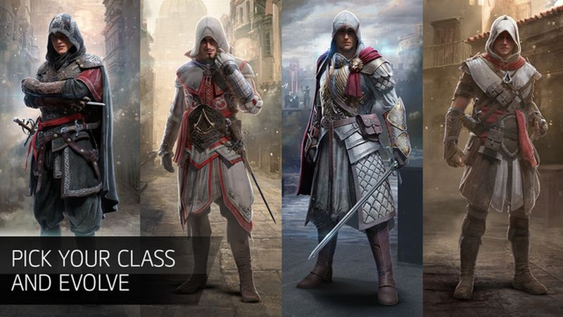 Assassin Creed iOS 2