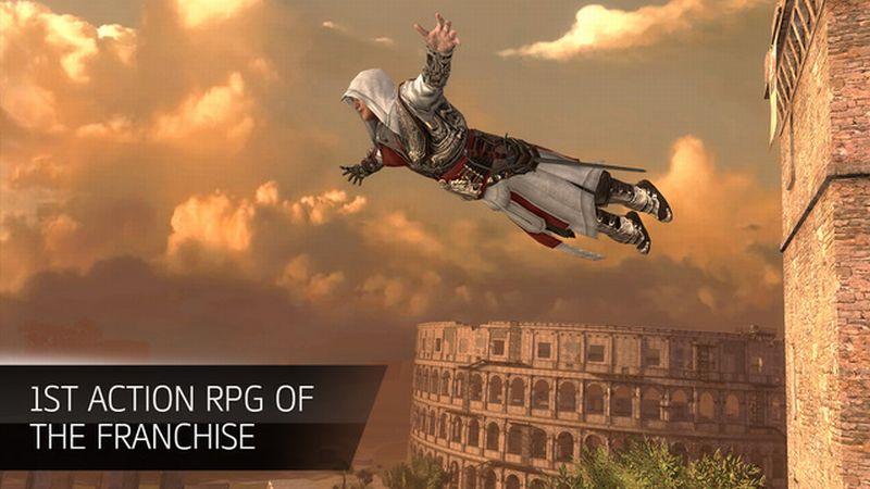Assassin Creed iOS