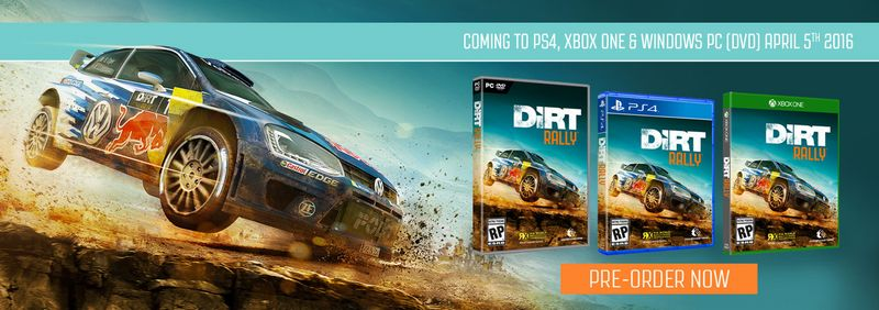 dirt rally edition legend et nouveau trailer ps4 xbox. Black Bedroom Furniture Sets. Home Design Ideas