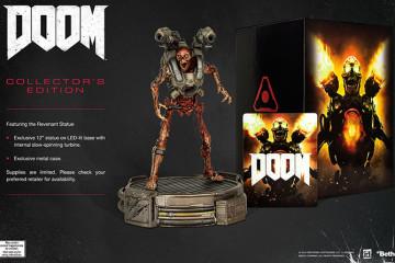 Doom Edition Collector Prix