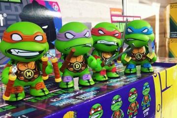 Kidrobot Ninja Turtles TMNT 2