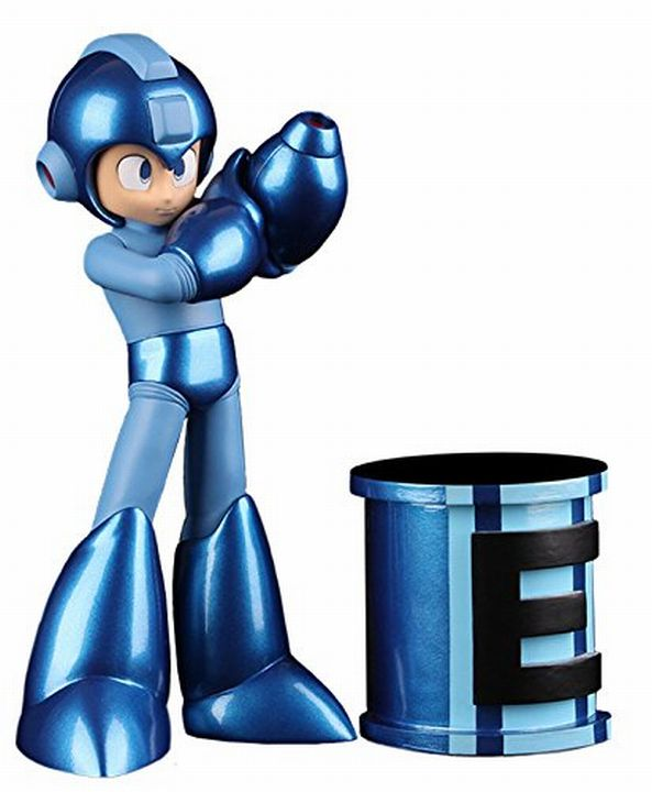 Megaman Legacy Collection PS4 collector