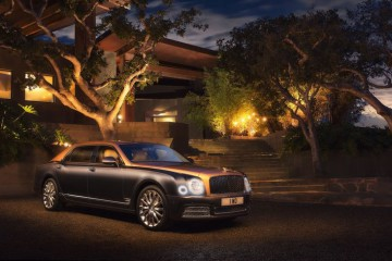 Mulsanne Bentley 2016