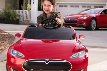 Tesla S For Kids
