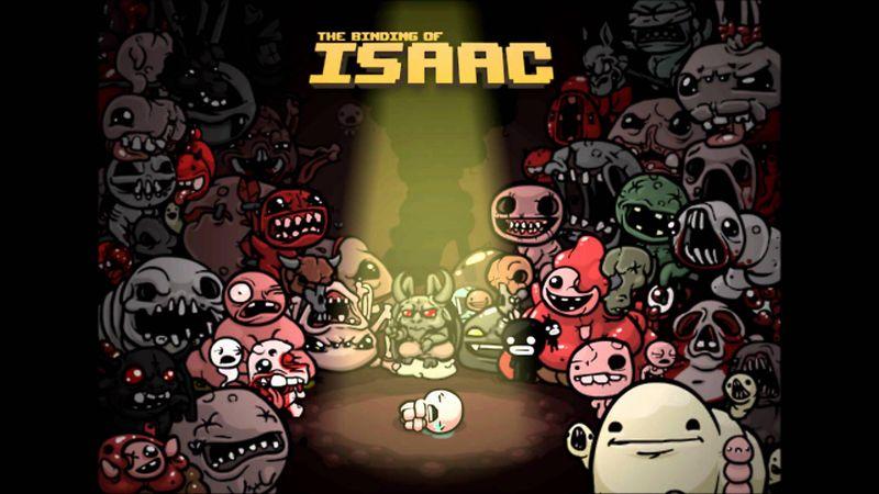 binding isaac