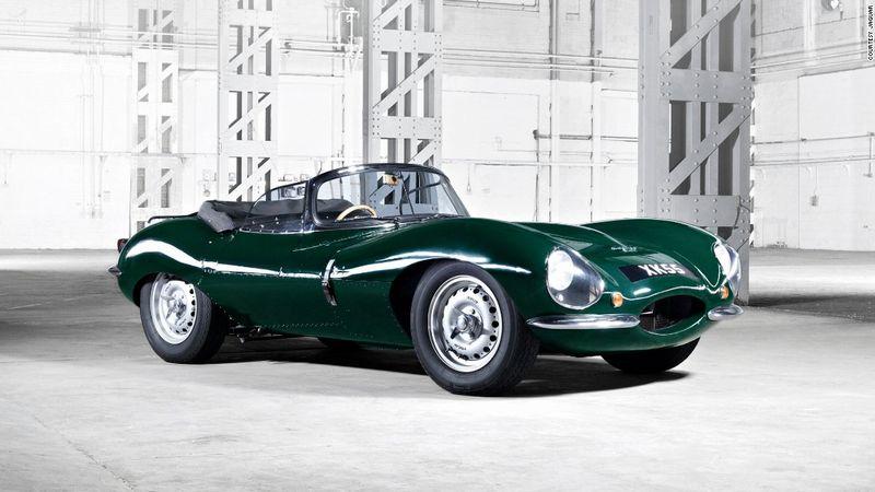 McQueen Jaguar
