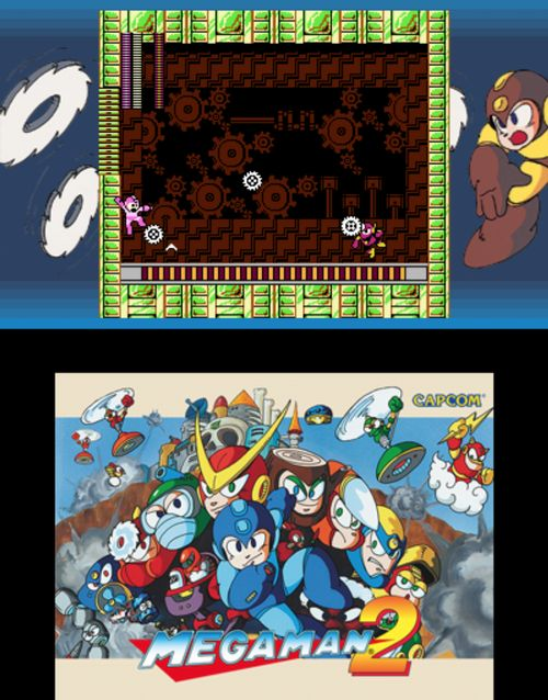 Megaman Screenshot 3DS bis2