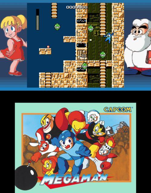 Megaman Screenshot 3DS
