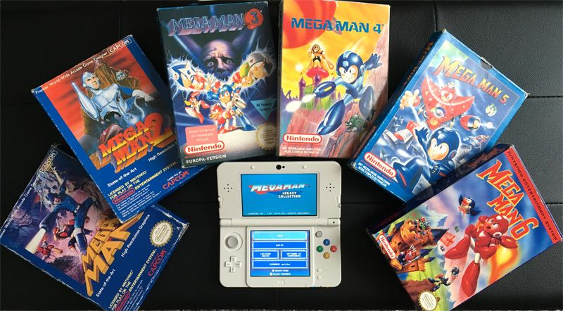 MegamanCollection