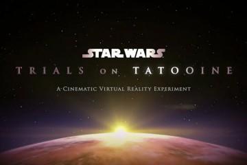 Star Wars VR HTC Vive