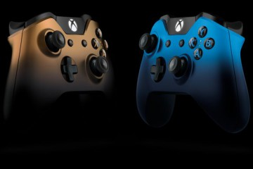 Xbox One Copper Shadow