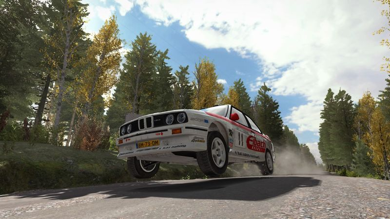DiRT Rally_BMW M3