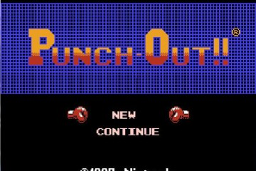 Mike Tyson Punch Out NES