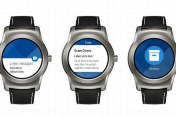 Outlook Microsoft Android Wear
