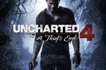 Uncharted 4 PS4 Jaquette