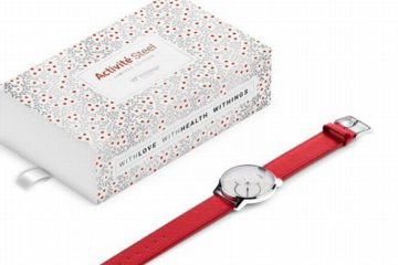 Withings Activite Red