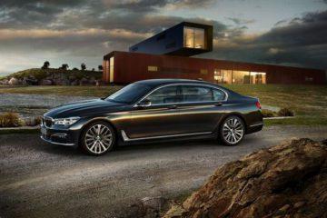 BMW Serie 7 American Express
