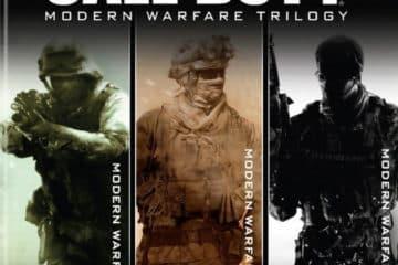 CoD Modern Warfare Trilogy