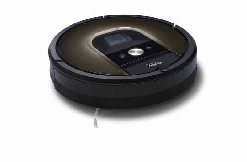 iRobot Roomba 980 test review