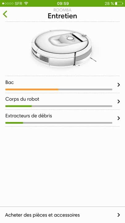 iRobot Roomba App 4