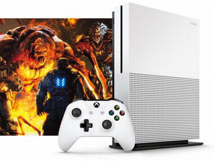 Microsoft Xbox One S E3