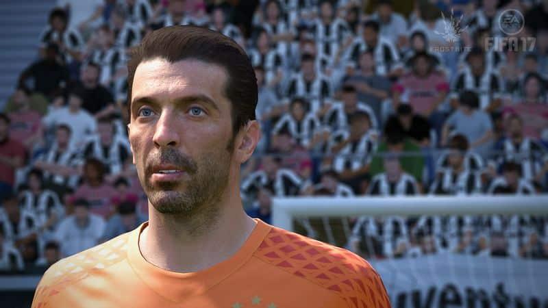 FIFA 17 Buffon