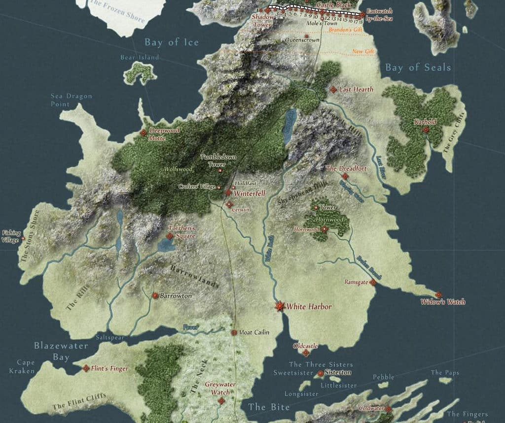 Map-Winterfell-Game-Thrones