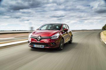 Renault Clio TCe 2016