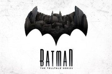test Batman-Telltale PS4