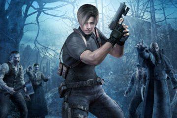Test Resident Evil 4 Remake 2022