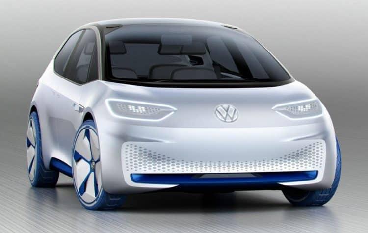 Lastest Volkswagen ID Concept  La Voiture Lectrique De 2020  THM Magazine