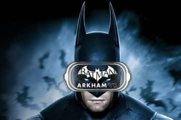 test batman arkham VR