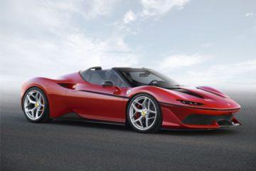 Ferrari J50 Japon