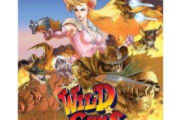 Wild Guns PS4 boite
