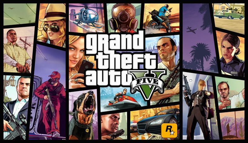 GTA V PS5 Xbox 2021