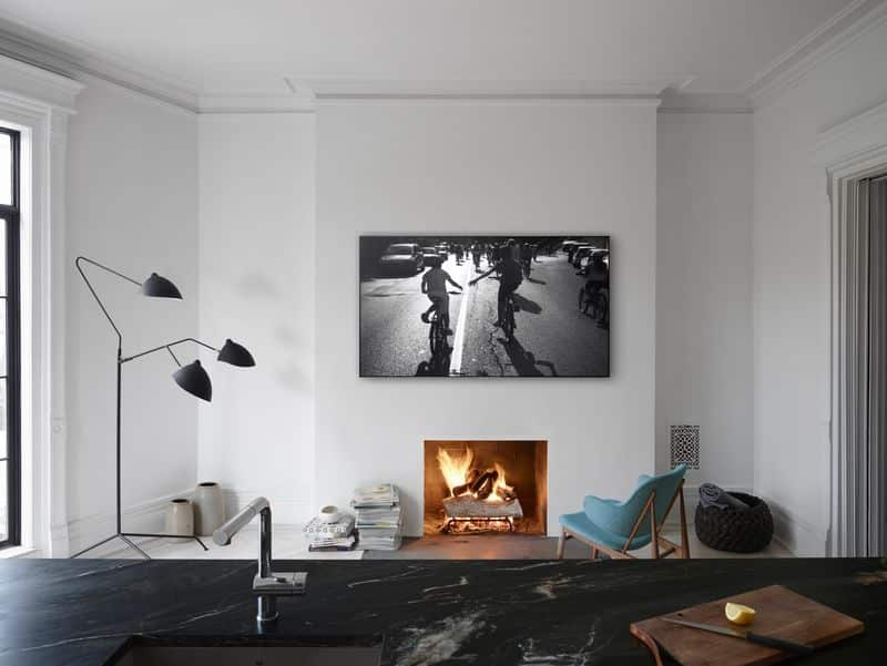 Samsung smart tv une gamme the frame digne d une oeuvre for Samsung smart tv living room