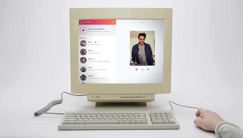 Tinder débarque sur nos ordinateurs avec Tinder Online