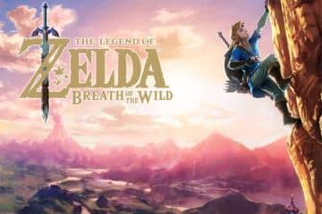 Zelda Breath of the Wild meilleur Zelda