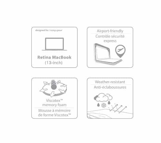 codex une mallette de transport pour votre macbook pro 2016 thm magazine. Black Bedroom Furniture Sets. Home Design Ideas