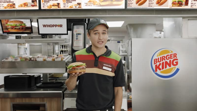 Burger King : la publicité qui trolle Google Home