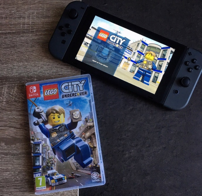 test lego city undercover sur nintendo switch thm magazine. Black Bedroom Furniture Sets. Home Design Ideas