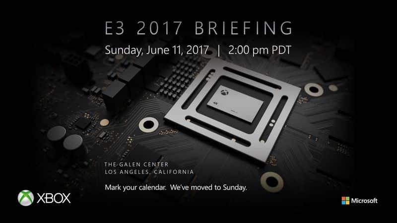 Microsoft : des informations sur la Xbox Scorpio cette semaine