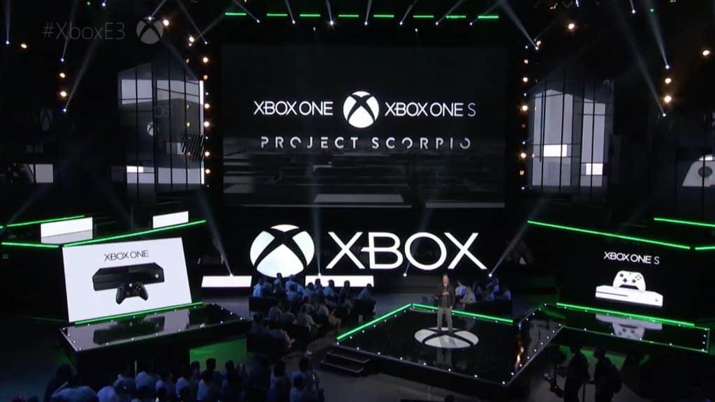 Des informations sur la Xbox Scorpio cette semaine — Microsoft