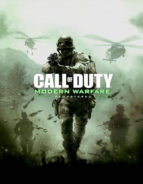 Call of Duty Modern Warfare Remastered pourrait sortir en standalone