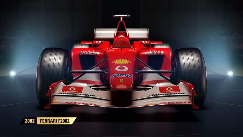 F1 - Des monoplaces historiques dans F1 2017