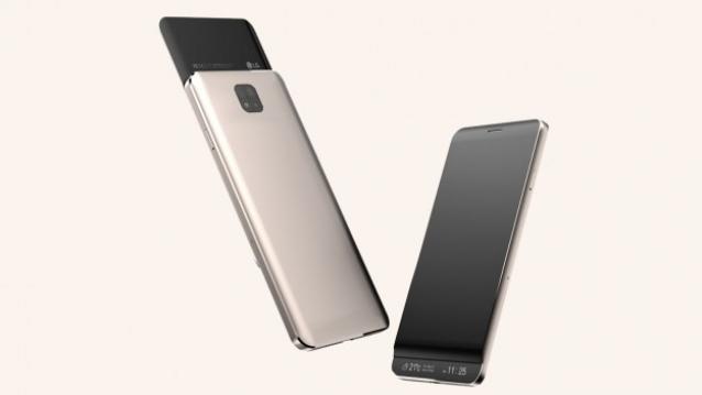Le LG V30 pourrait arborer un second écran coulissant — SMARTPHONE