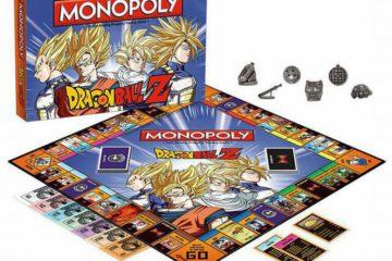 Monopoly DBZ Dragon Ball Z France